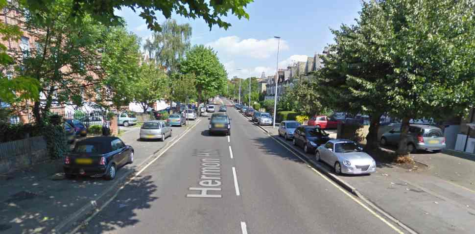 Wanstead Google Streetview Image Main Road