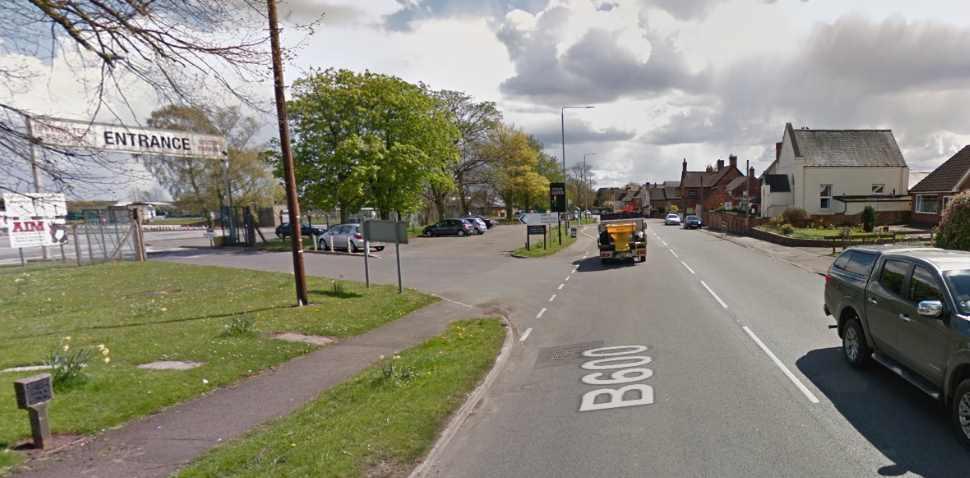 Watnall Google Streetview Image Entrance