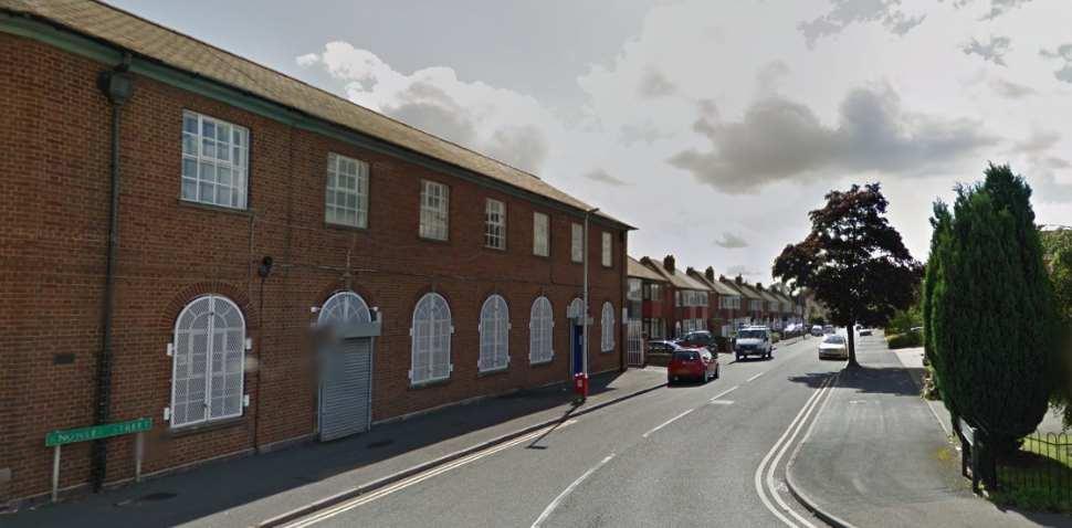 Wednesbury Google Streetview Image Knowles Street