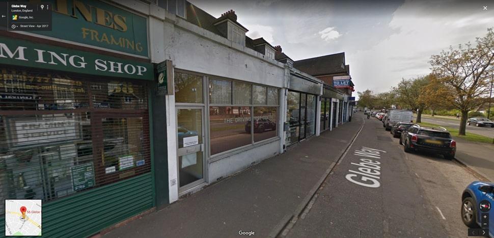 West Wickham (London) Google Streetview Main Image