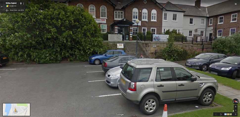 Streetview Image for whitby Test Centre