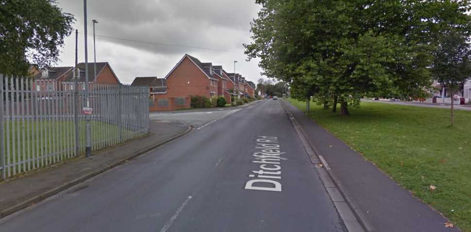 Widnes Google Streetview Image Ditchfield Rd