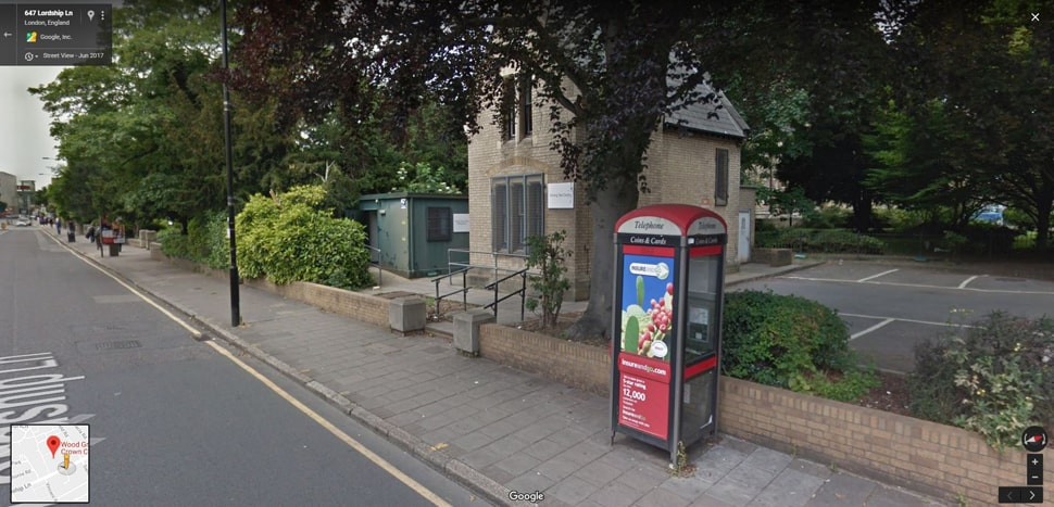 Streetview Image for Wood Green (London) Test Centre