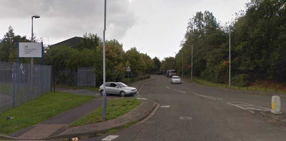 Yeading Google Streetview Image Main Road